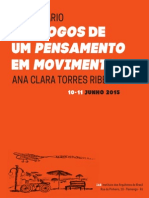 Seminario Ana Clara_divulgação