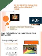 EDUCACIÓN Y CONVIVENCIA Eloísa Teijeira -
