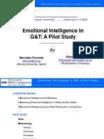 Bera2006_EI in G&T a Pilot Study_04.09.06