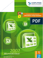 Microsoft Excel 2007 - Basico & Avanzado