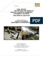 Precast_Pavement_Final_Design_Methodology CALTRANS.pdf