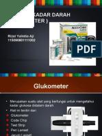 PPT Glukometer
