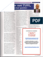 Tupe or Not Tupe Spring Edition Surrey Lawyer 2015