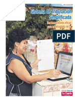 Suplemento en Diario