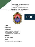 Informe Diseño Digital Compuertas