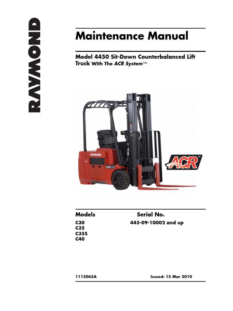 Manual de mantenimiento preventivo montacargas raymond manual de mantenimiento preventivo montacargas raymond electrostatic discharge electrical engineering fandeluxe Images
