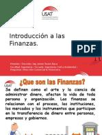Las finanzas