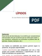 Bioorgánica - Lipidos