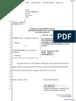 IO Group, Inc. v. Veoh Networks, Inc. - Document No. 89