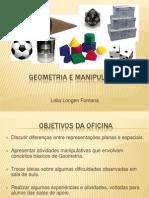 Geometria e Manipulacao