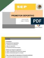 Promotor Deportivo