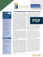 Boletín Integridad Electoral Veenzuela