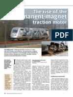 Permanent Magnet Motor(ALSTOM)