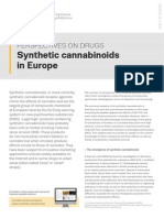 Synthetic Cannabinoids Updated