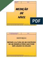 Slides Medição de Nível
