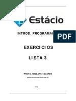 INTROD PROGRAMA-¢Ã-§Ã-£O
