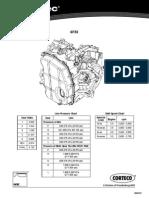 6F35 Boletín técnico