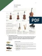 Unidad 5. Instrumentos Musicales