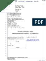 CLRB Hanson Industries, LLC et al v. Google Inc. - Document No. 194