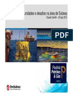 Palestra Onesubsea
