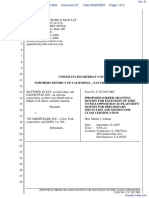 Elvey v. TD Ameritrade, Inc. - Document No. 21