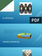 Teorías Del Origen Del Petroleo.