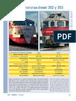Locomotoras Diesel 352-353