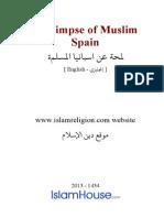 Glimpse of Muslim Spain