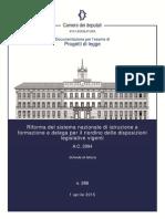 Camera Dei Deputati La Buona Scuola