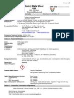 10bf Msds Sheet