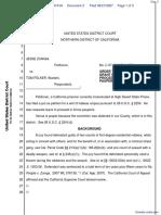 Zuniga v. Felker - Document No. 3