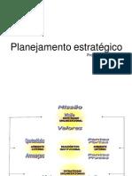 Planejamento de Com. e Mkt - Aula 1 - Planejamento Estratégico