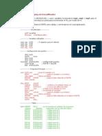 Tutorial de Microcontroladores PIC - Parte IV - Código Para El Control Del Display Sin Decodificador