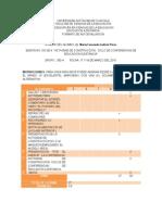 Formato de Autoevaluacion 3FerGalicia