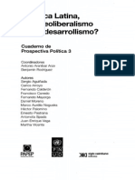 Amèrica Latina del neoliberalismo al neodesarrollismo.pdf