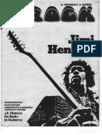 Rock a História e a Glória - Jimi Hendrix