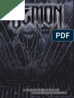 Demon the Descent Core Rulebook