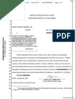 Carrea v. State of California et al - Document No. 4