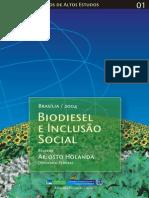 Biodiesel e Inclusão Social