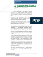 INTA La Huerta Agroecologica de Autosustento