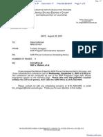 Securities And Exchange Commission v. Heinen et al - Document No. 17