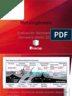 Metalogénesis .pptx