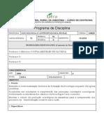 407_Sociologia Rural e Antropologia