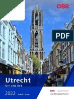 Utrecht - ÖBB EuroNight - Über Nacht nach Holland