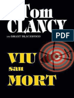 Viu Sau Mort - Tom Clancy