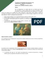 Masoterapia Clase 01