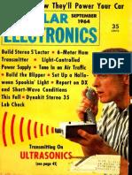 Popular Electronics, Volume 21, Number 3 - September 1964