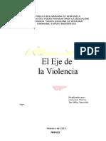 El Eje de La Violencia