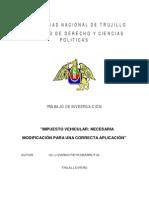 Trabajo de Investigación - Dr. Lizardo