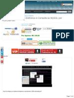 URA Com Atendimento Eletrônico e Consulta Ao MySQL Por AGIDialPlan